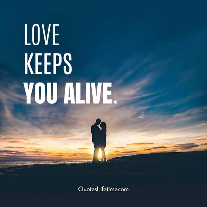 Quotes in english on love