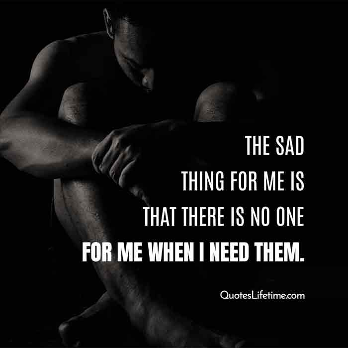 110 Best Sad And Unhappy Quotes About Love And Pain With Images